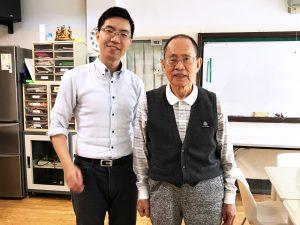 案例分享-劉凱仁物理治療師-紀爺爺-復健-物理治療
